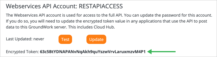 restapiaccess token
